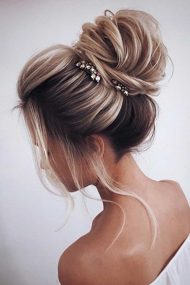 18 Fantastic Long Hair Updos To Suit Anyone | Long Hair Updos, Updos Throughout Current Cute Updo Hairstyles For Long Hair (View 4 of 15)