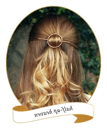 18 Hair Accessories That Work After 30 Within Most Popular Long Hair Updo Accessories (View 13 of 15)
