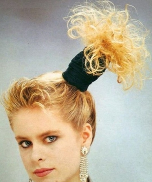 1980 Hairstyles For Women Inside Short Hairstyles For 80S | Latest Regarding Recent 80S Hair Updo Hairstyles (View 4 of 15)