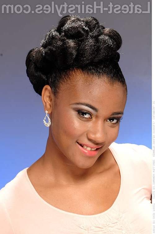 """20 African American Hairstyles To Get You Noticed"""" 