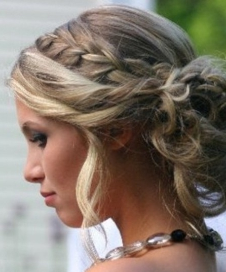 20 Best Prom Hair Ideas 2017: Prom Hairstyles For Long & Medium Hair With Regard To Most Popular Homecoming Updo Hairstyles For Long Hair (View 7 of 15)