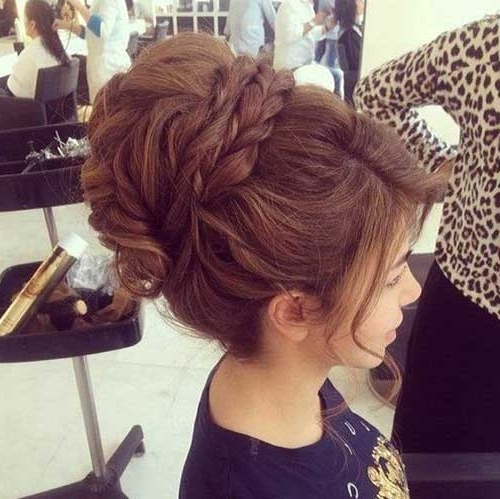 20+ Cute Updos For Long Hair – Trend Wear For Recent Cute Updos For Long Hair (View 2 of 15)