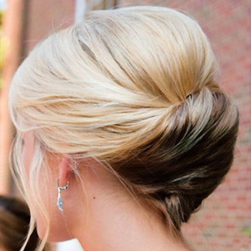 20 Great Updo Styles For Short Hair | Styles Weekly Within Most Popular Updo Hairstyles With Short Hair (View 9 of 15)