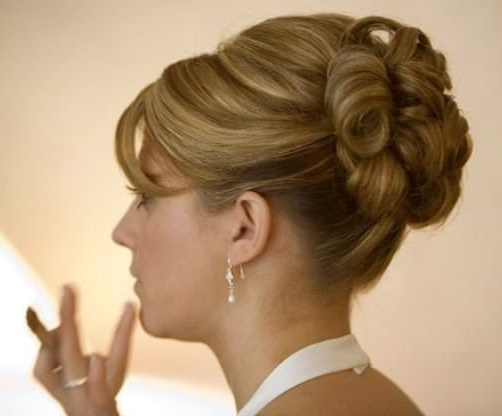 20 Ravishing Mother Of The Bride Hairstyles (View 11 of 15)