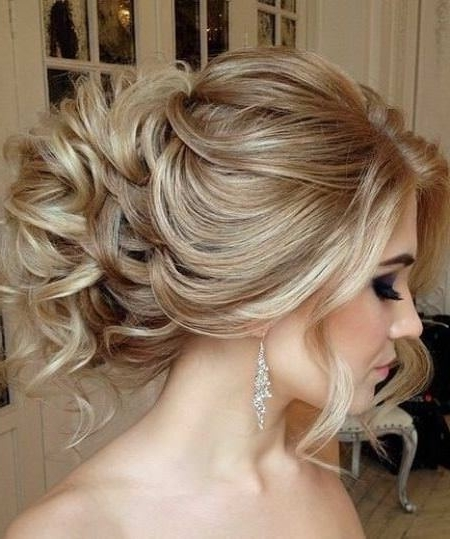 20 Unique Updos For Thin Hair Inside Recent Updos For Fine Hair (View 10 of 15)