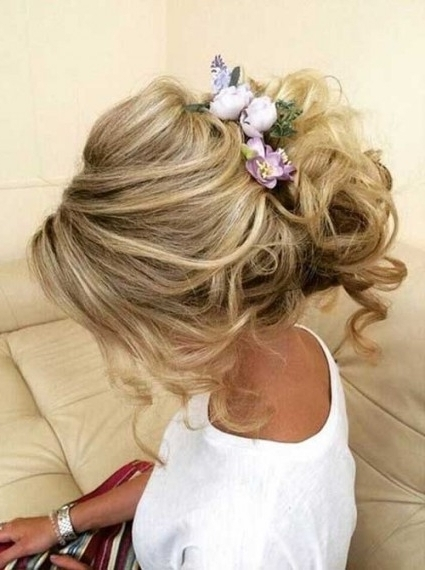 20+ Updo Hairstyles For Wedding | Long Hairstyles 2016 – 2017 For Most Recently Blonde Updo Hairstyles (View 6 of 15)