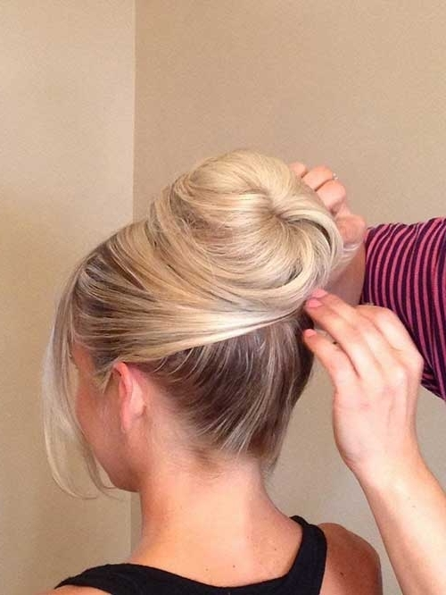 20+ Updo Hairstyles For Wedding – Trend Wear With Recent Blonde Updo Hairstyles (View 13 of 15)