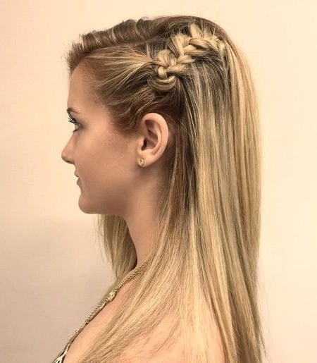 2017 Hairstyle Ideas For Teenage Girls | New Haircuts To Try For Pertaining To Latest Teenage Updos For Long Hair (View 5 of 15)