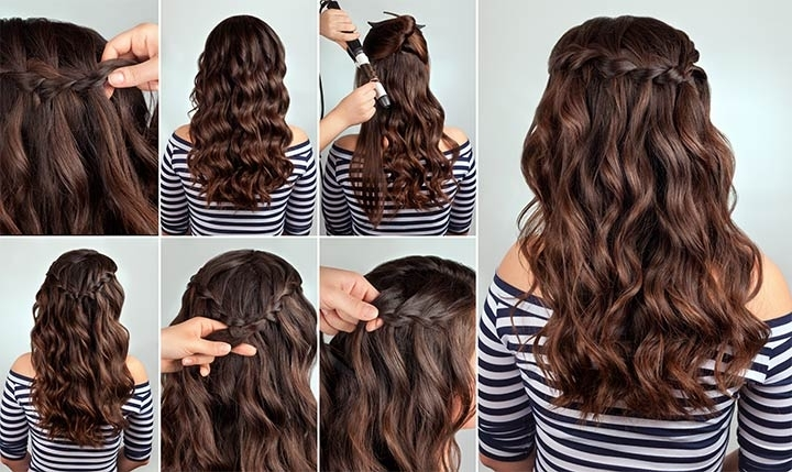 21 Cute And Trendy Hairstyles For Black Teenage Girls Within Latest Teenage Updos For Long Hair (View 3 of 15)
