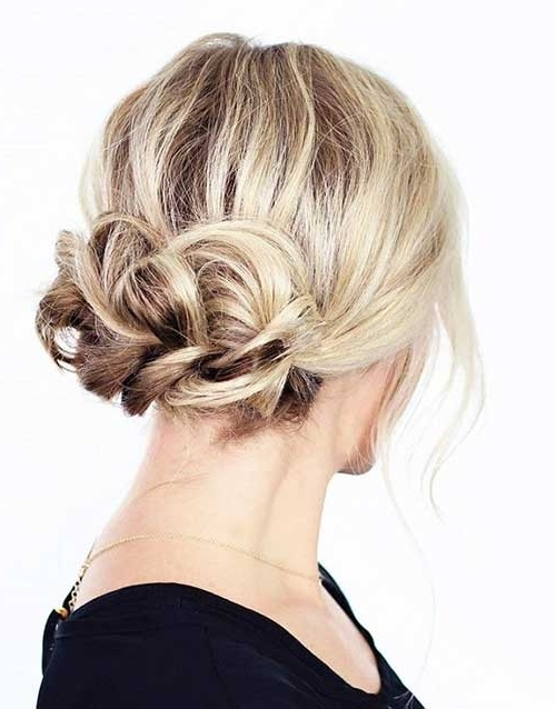 23 New Updo Long Hair | Hairstyles & Haircuts 2016 – 2017 Intended For Best And Newest Cute Updos For Long Hair Easy (View 7 of 15)