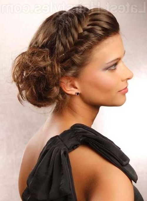 23 New Updo Long Hair | Hairstyles & Haircuts 2016 – 2017 Regarding Most Current Cool Updo Hairstyles (View 14 of 15)