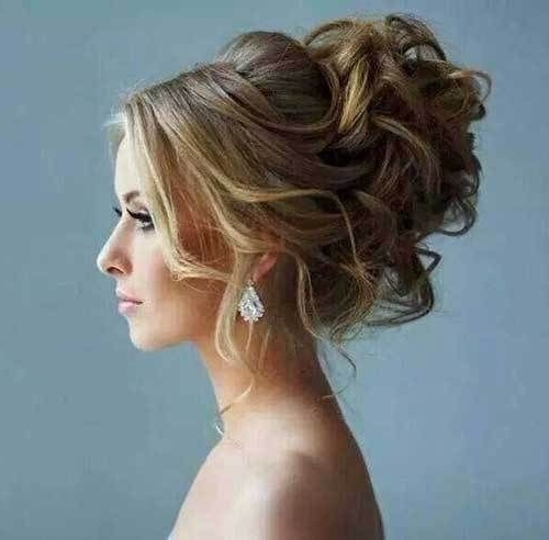 25 Best Prom Updo Hairstyles: # (View 10 of 15)