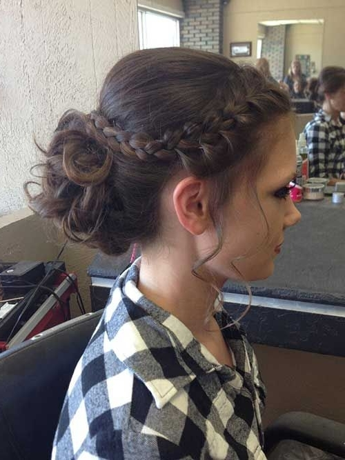 25 Best Prom Updo Hairstyles | Prom Updo Hairstyles, Prom Updo And Updo Within Newest Homecoming Updo Hairstyles (View 2 of 15)