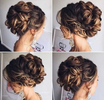 Featured Photo of Updo Hairstyles For Sweet
