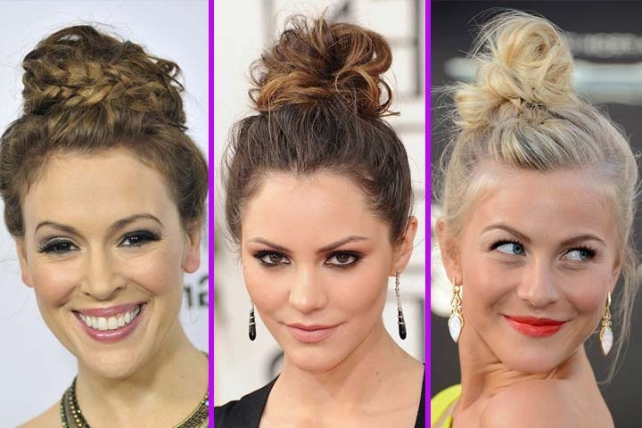 28 Classy Updos For Thin Hair Ideas To Inspire You Within Most Popular Updos For Thin Hair (View 15 of 15)