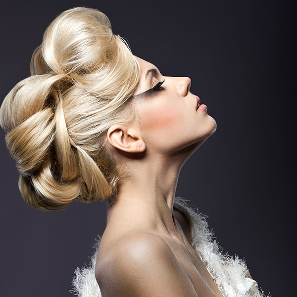 28 Wildly Cool Hairstyles For Long Hair Regarding Most Current Cool Updo Hairstyles (View 15 of 15)