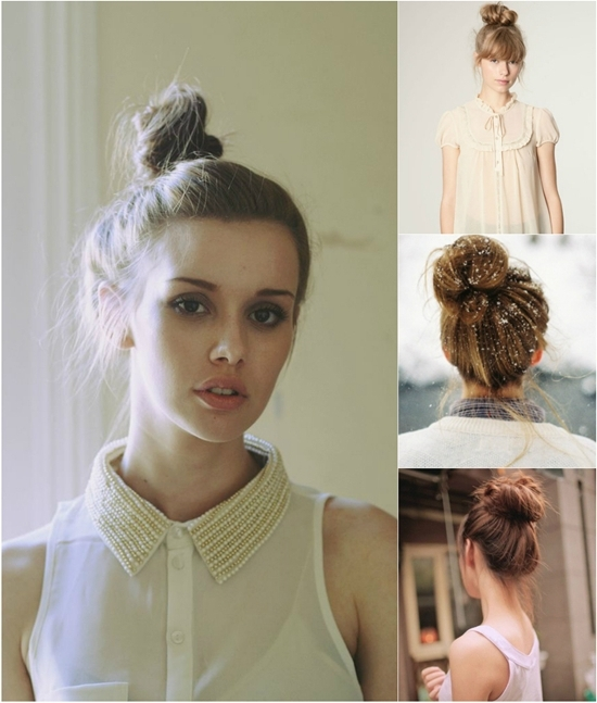 3 Gorgeous Wedding Hairstyles With Clip On Hair Extensions – | Cheap Intended For Latest Updo Hairstyles For School (View 6 of 15)