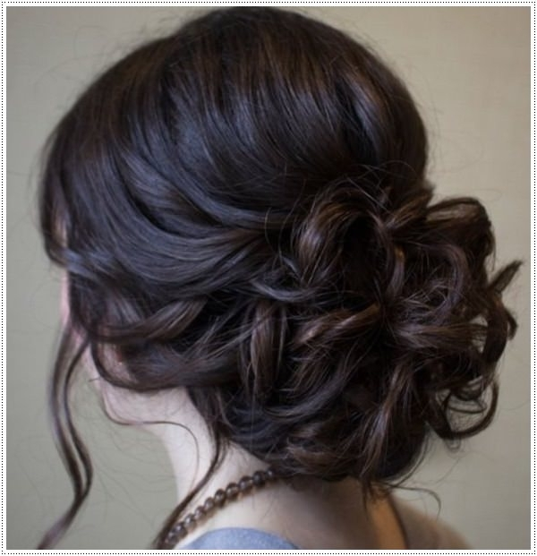 30 Amazing Prom Hairstyles & Ideas Throughout 2018 Homecoming Updo Hairstyles For Short Hair (View 12 of 15)