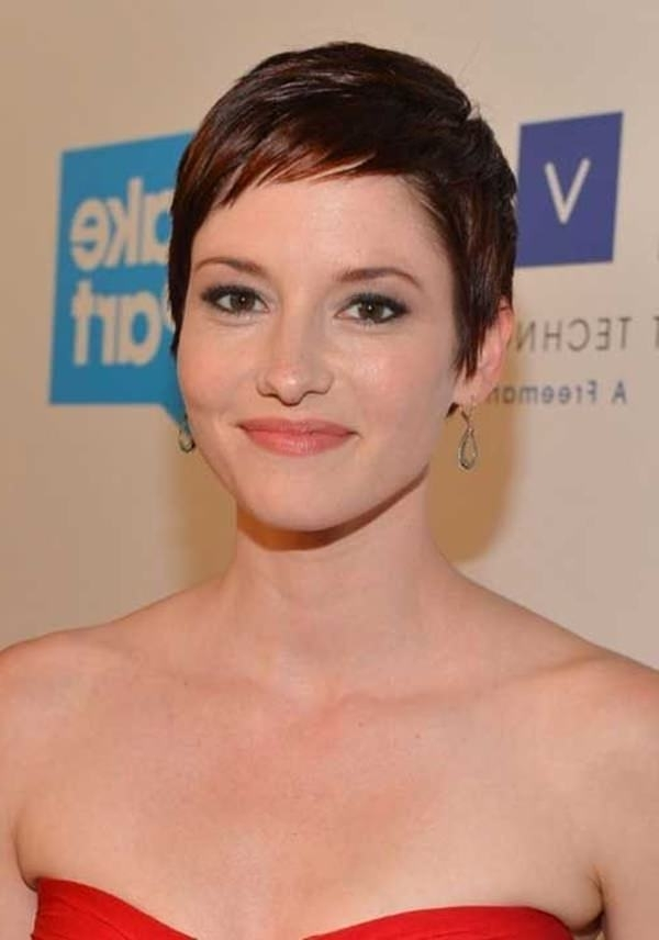 31 Multifarious And Gorgeous Ways To Style Thin Hair With Latest Updos For Medium Length Thin Hair (View 12 of 15)