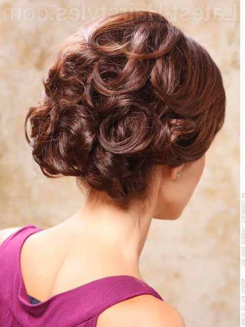 34 Easy Updos For Long Hair Trending For 2018 Regarding Most Current Hair Updo Hairstyles For Long Hair (View 6 of 15)