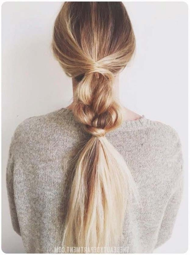 36 Best Hairstyles For Long Hair With Most Up To Date Teenage Updos For Long Hair (View 11 of 15)