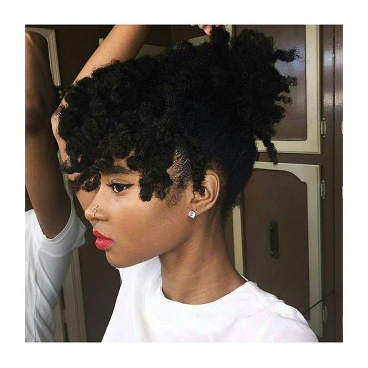Easy Twist Out Hairstyles For Natural Hair T Shirt Design 2018