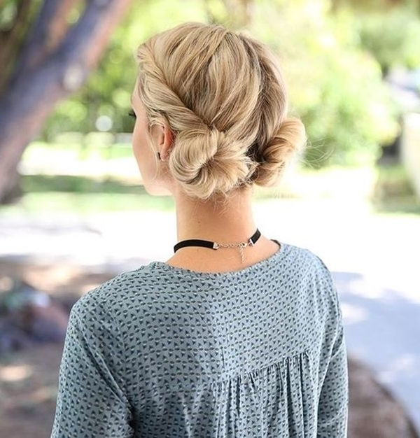40 Cute Hairstyles For Teen Girls | Teen, Girls And Hair Style Throughout Latest Updo Hairstyles For Teenager (View 5 of 15)