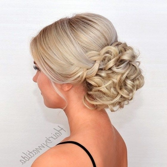 Featured Photo of Blonde Updo Hairstyles