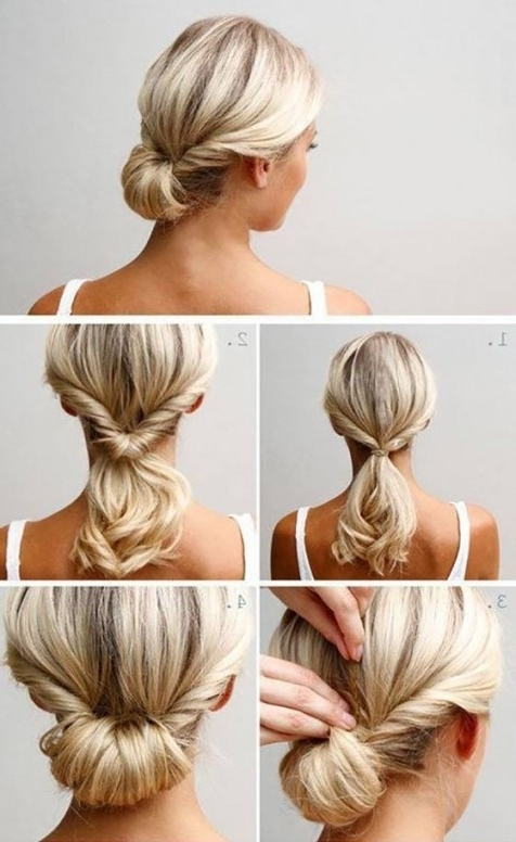 40 Top Hairstyles For Women With Thick Hair Within Updo Hairstyles With Regard To Most Recently Updo Hairstyles For Long Thick Hair (View 12 of 15)
