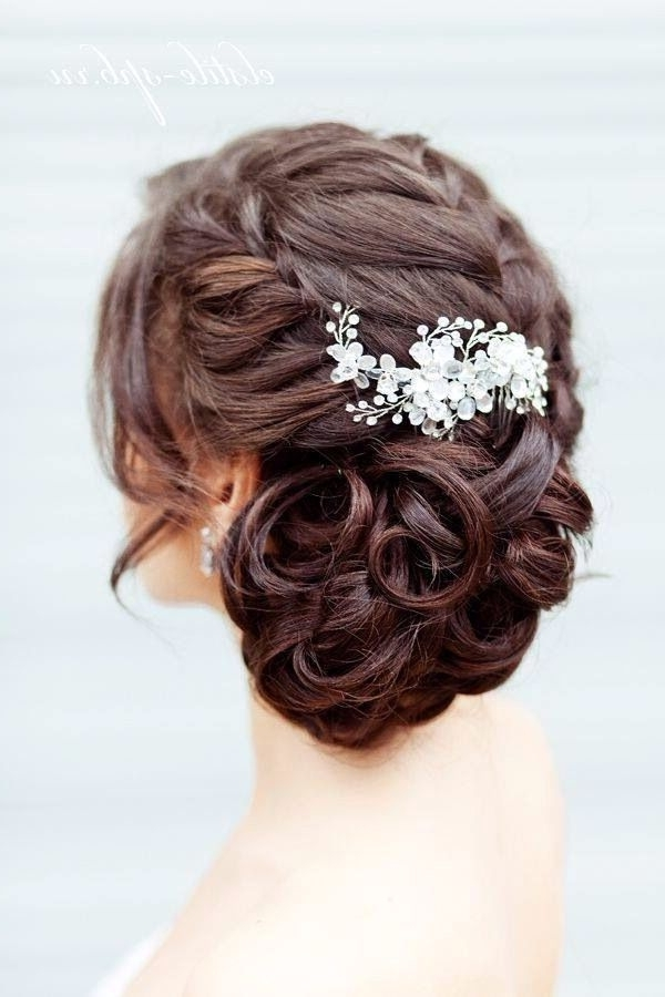 403 Best Wedding Hair Ideas Images On Pinterest | Hairstyle Ideas Throughout Recent Updo Hairstyles For Sweet (View 13 of 15)