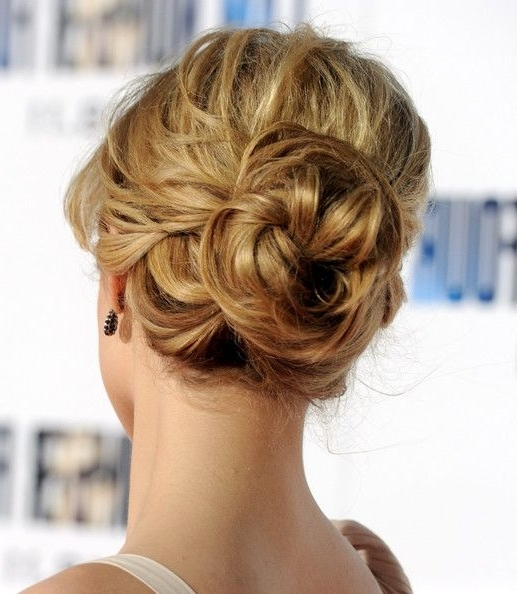 42 Best Hair Images On Pinterest   Wedding Hair Styles, Braids And Within Best And Newest Updo Hairstyles For Black Tie Event (View 4 of 15)