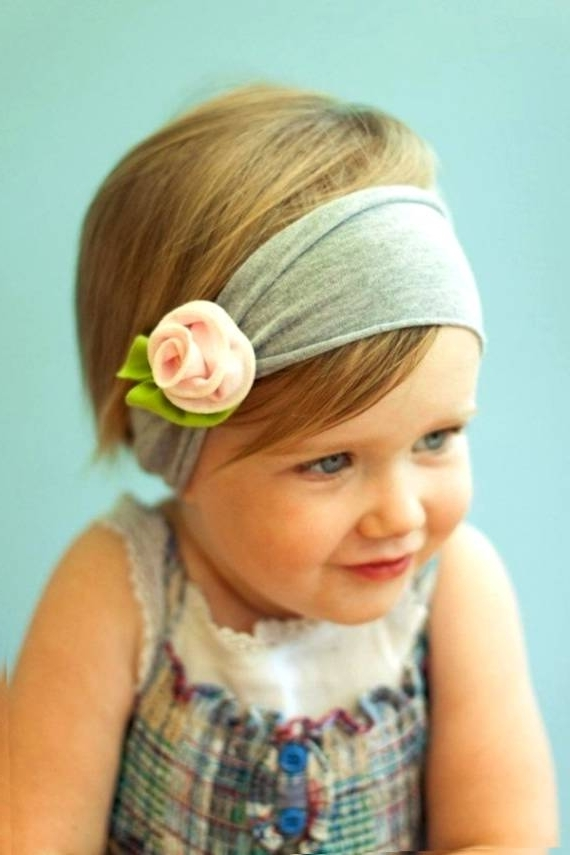 42 Hairstyles For Babies – Impfashion – All News About Entertainment Throughout Most Current Little Girl Updos For Short Hair (View 11 of 15)
