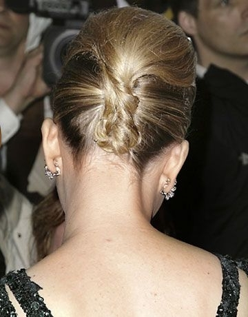 45 Best Brides Hairstyles Images On Pinterest | Bridal Hairstyles Intended For Most Up To Date French Twist Updo Hairstyles For Short Hair (View 2 of 15)