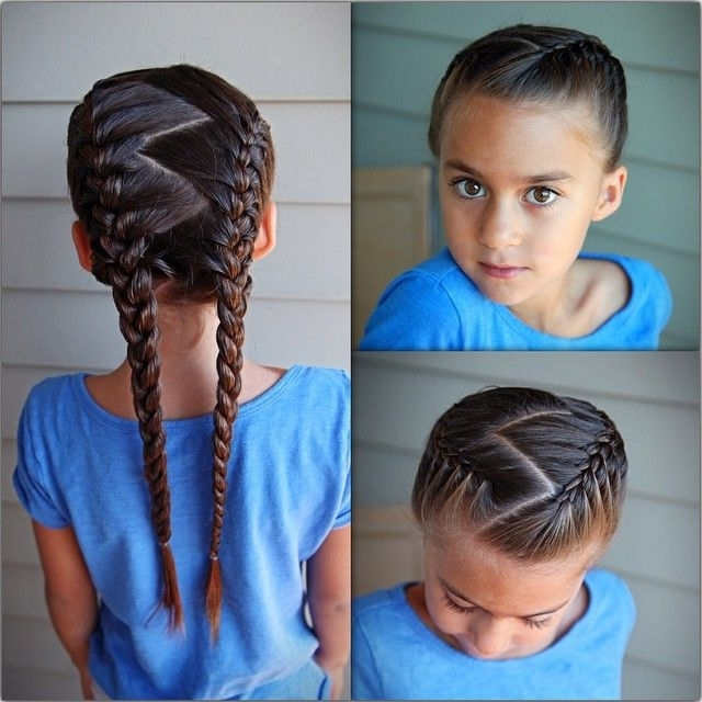 49 Best Abella Images On Pinterest | Hairstyle, Html And Plaits Pertaining To Most Current Sporty Updo Hairstyles For Short Hair (View 7 of 15)