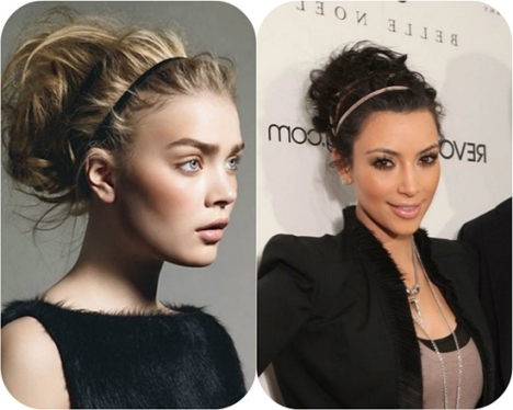 5 Inspired Updo Hair Styles 2014 With Remy Human Hair Extensions In Most Up To Date Hair Extensions Updo Hairstyles (View 13 of 15)