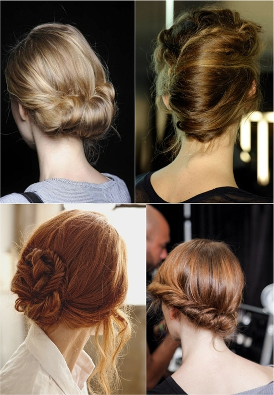 5 Latest Long Hairstyles For Girls With Extensions For Short Hair Pertaining To Most Recent Cute Updo Hairstyles For Thin Hair (View 14 of 15)