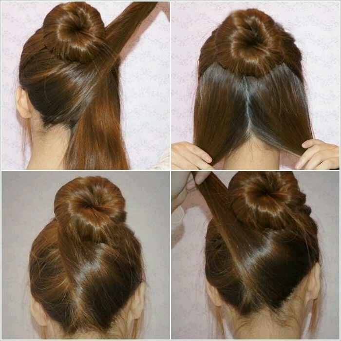 Featured Photo of Professional Updo Hairstyles For Long Hair