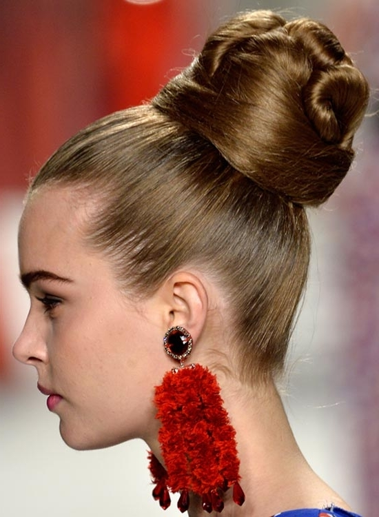 50 Coolest Teen Hairstyles For Girls Throughout Best And Newest Updo Hairstyles For Teenager (View 12 of 15)
