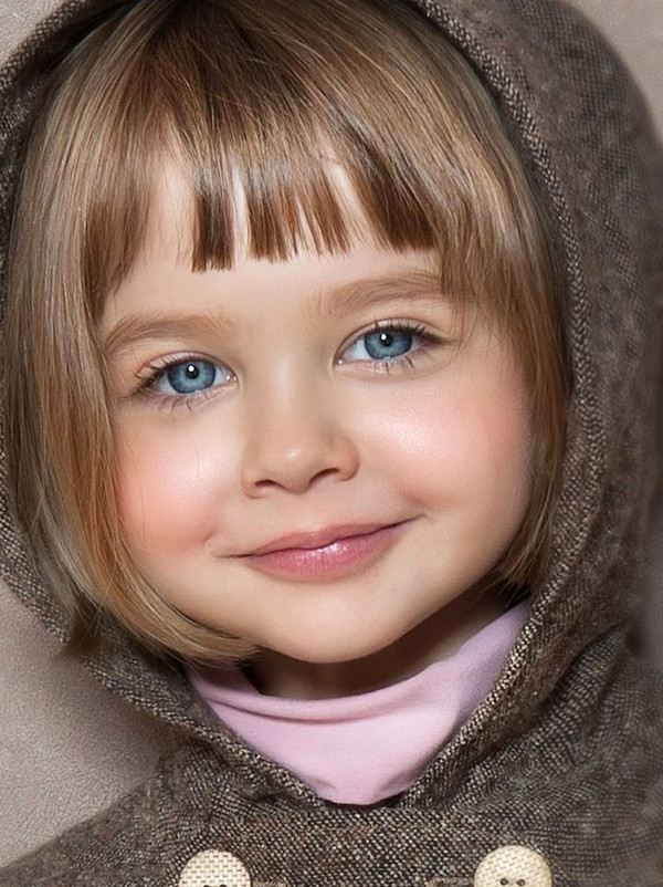 50 Cute Little Girl Hairstyles With Pictures – Beautified Designs With Regard To Most Popular Little Girl Updos For Short Hair (View 15 of 15)