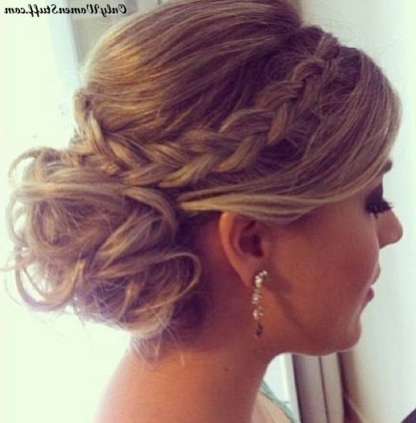 50+ Easy Prom Hairstyles & Updos Ideas (Stepstep) Throughout Most Up To Date Prom Updos For Short Hair (View 9 of 15)