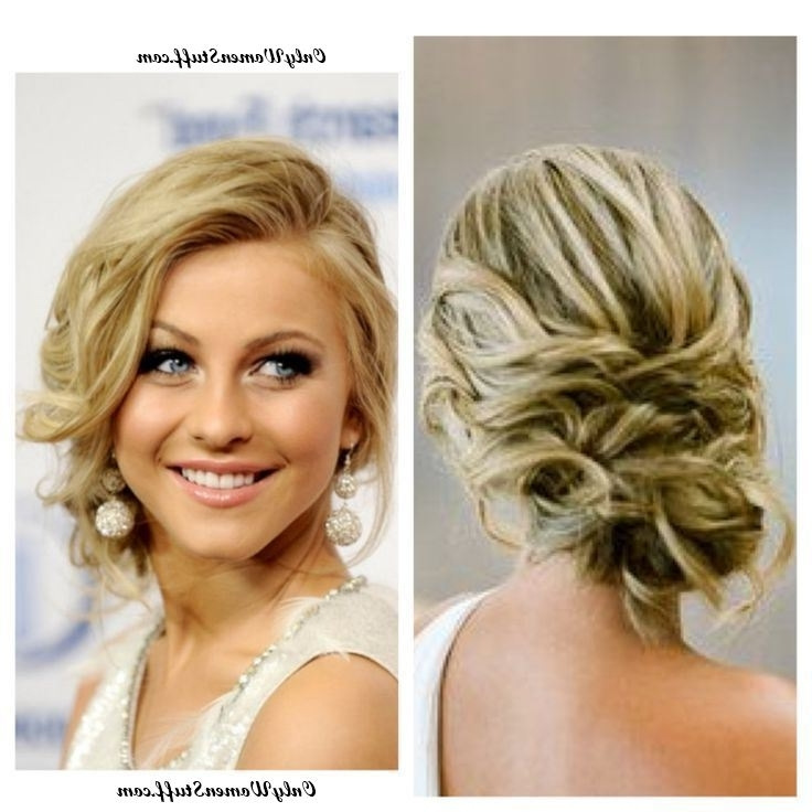 50+ Easy Prom Hairstyles & Updos Ideas (Stepstep) With Regard To Newest Formal Updo Hairstyles For Medium Hair (View 5 of 15)