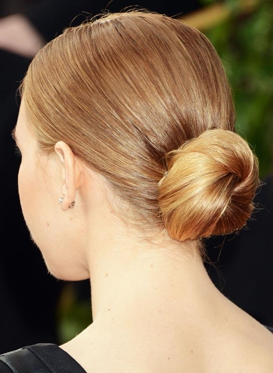 50 Gorgeous Short Updo Hairstyles Intended For Most Recently Twisted Bun Updo Hairstyles (View 2 of 15)
