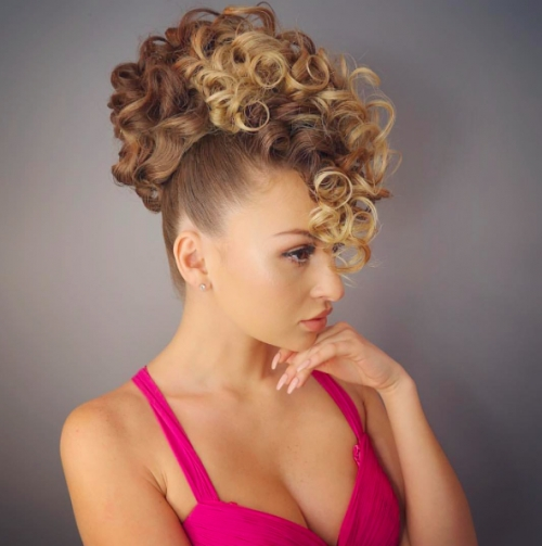 50 Updos For Long Hair   Herinterest/ In Most Recent Updos For Long Hair (View 7 of 15)