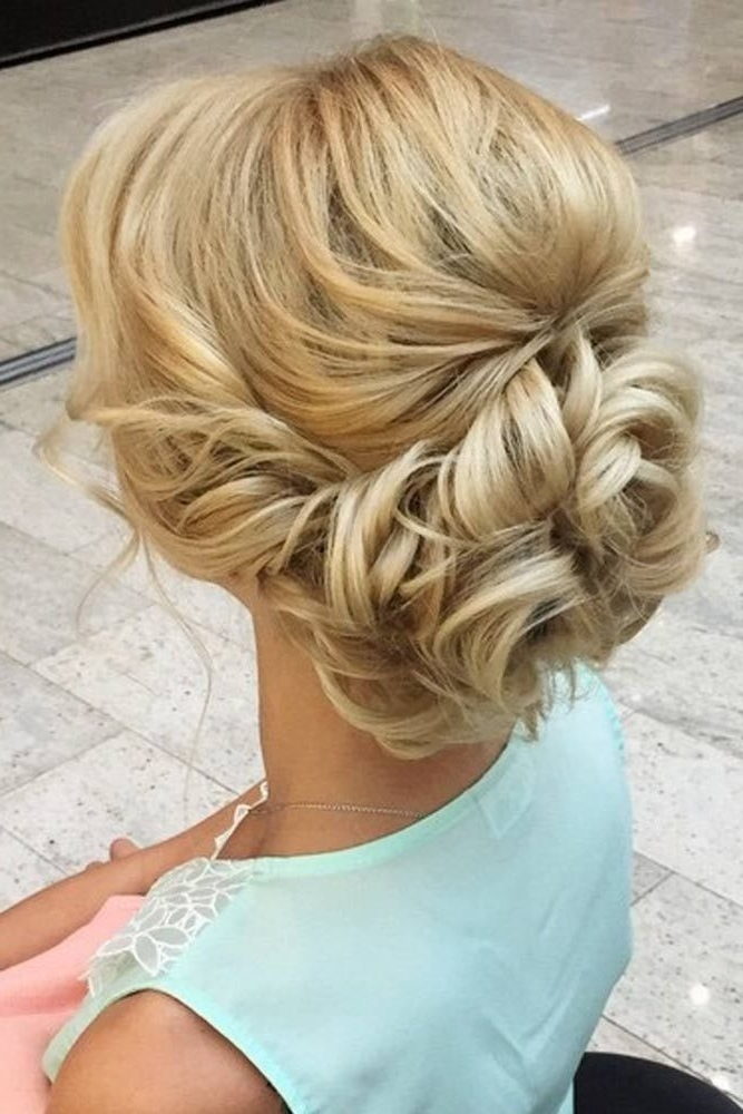 51 Sophisticated Prom Hair Updos | Prom Hair, Updos And Prom Intended For Most Recent Long Formal Updo Hairstyles (View 3 of 15)