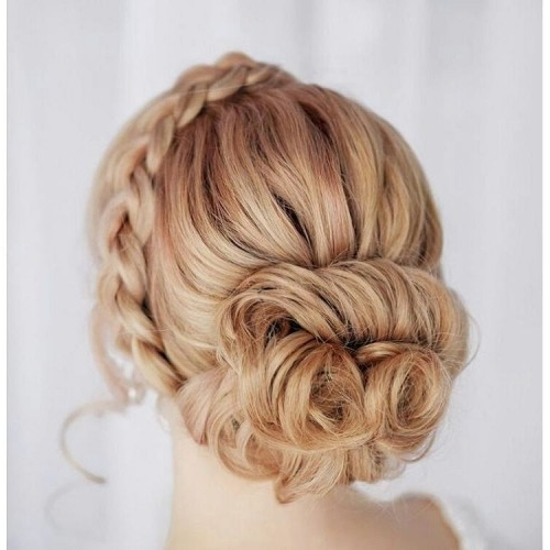 55 Elegant Prom Updos For Teenage Girls – Feel Great Pertaining To Best And Newest Teenage Updos For Long Hair (View 14 of 15)