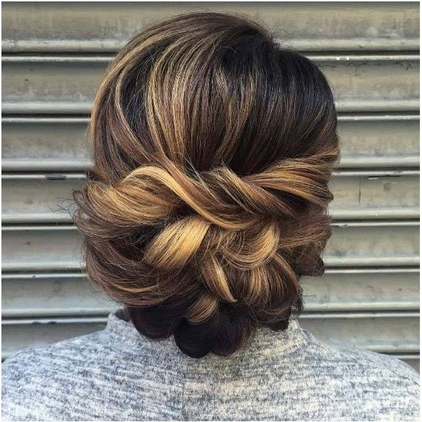 57 Best Special Occasion Hair Images On Pinterest | Wedding Hair Inside Most Up To Date Fancy Updos For Medium Length Hair (View 9 of 15)