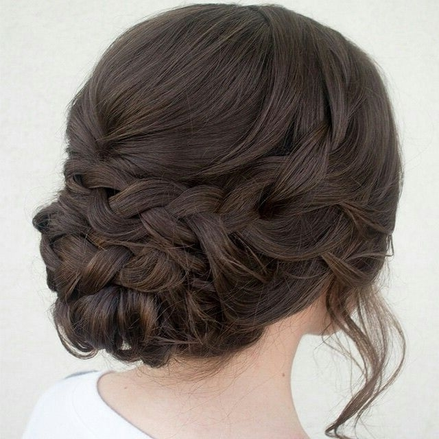 60 Best Girls Hair Styls Images On Pinterest | Hairstyle Ideas, Hair Intended For 2018 Updo Hairstyles For Sweet (View 9 of 15)