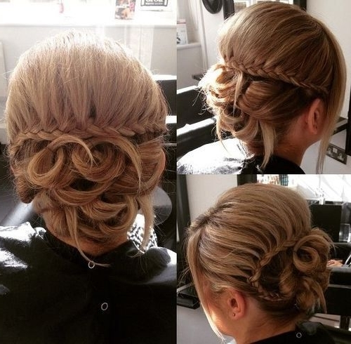 60 Updos For Thin Hair That Score Maximum Style Point   Medium Hair Pertaining To Most Popular Updos For Medium Length Thin Hair (View 4 of 15)