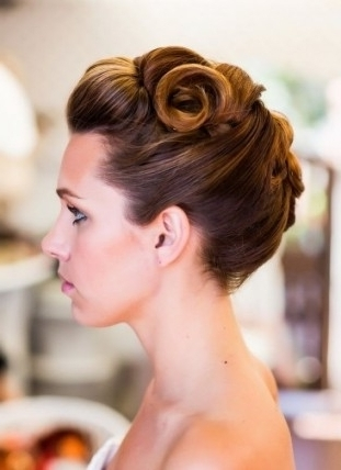 Featured Photo of Vintage Updo Hairstyles