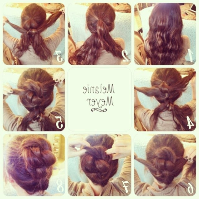 71124785B23008B0797Dada692B49613 640×640 Pixels | Quick Inside Newest Quick Easy Updos For Long Thick Hair (View 2 of 15)